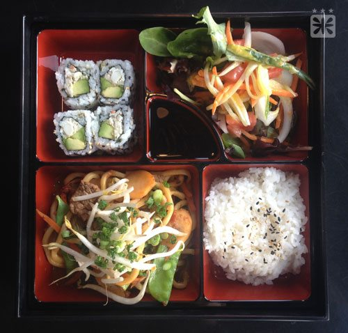 DC-Bento Box Lunch