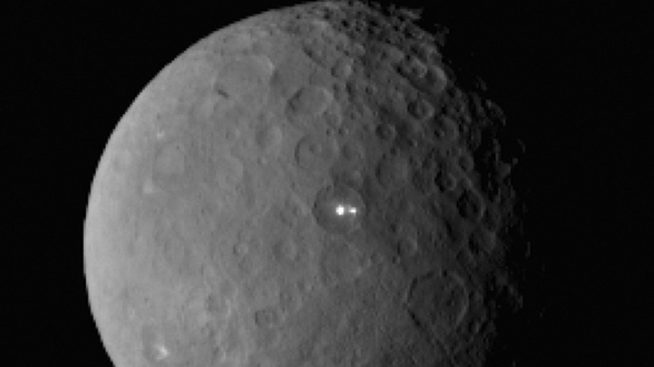 The Bright Spots of Ceres
