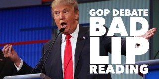 Bad Lip Reading at the GOP Debate