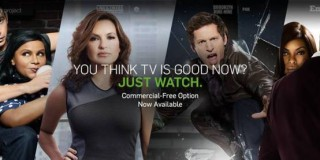 Hulu Goes Commercial-Less