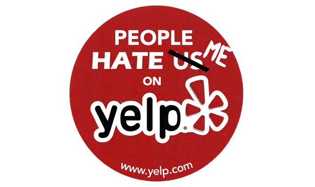 Yelp for People