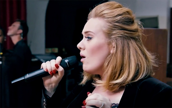 Adele's New Heart-Wrenching Song