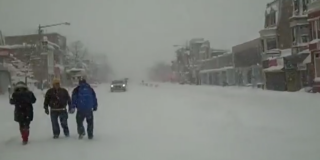 Worst Snow Storm Ever: til this Weekend