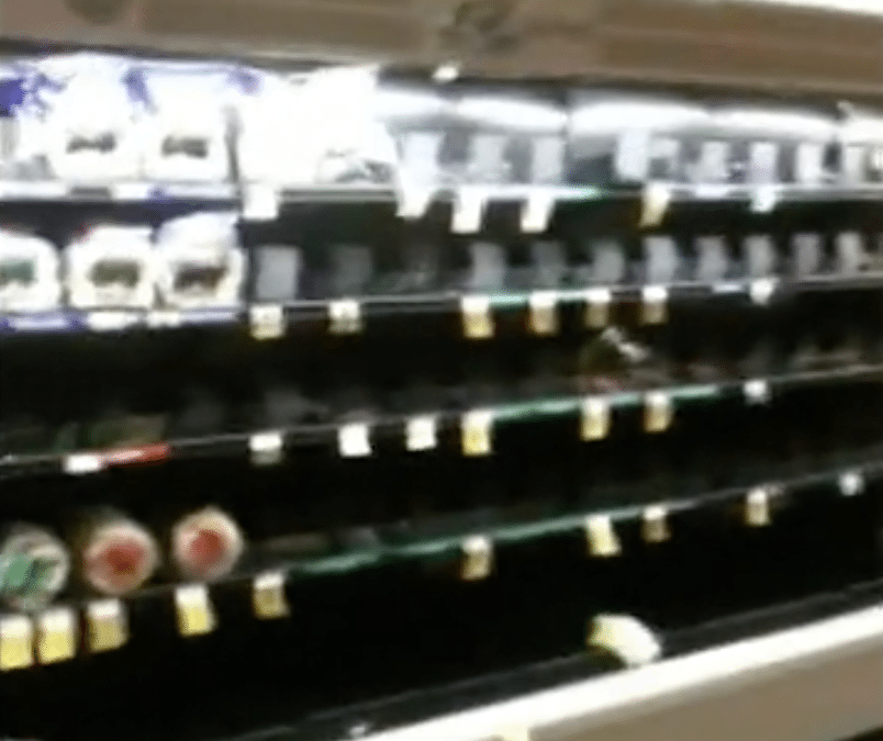 Food Shortages are Imminent