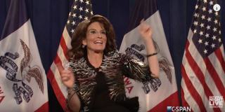 Palin on SNL