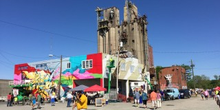 Awesome! Everywhere You Look at the RVA Street Art Fest