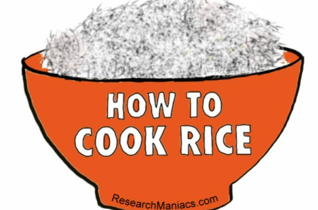 How to Cook a Small Batch of Rice