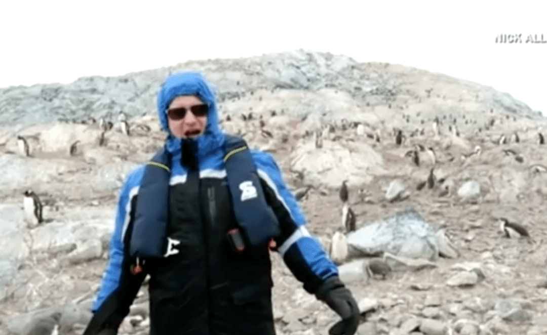 March of the Penguins 2016