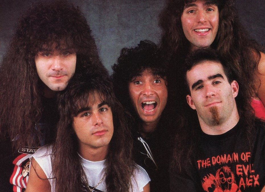 Happy 35th Anthrax