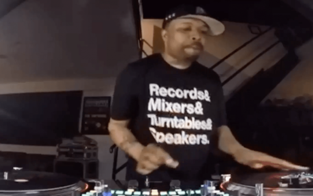 Remember When DJ Scratch Played DC