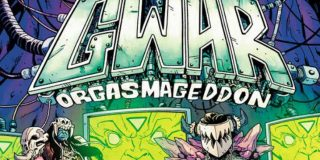 GWAR in the Comics