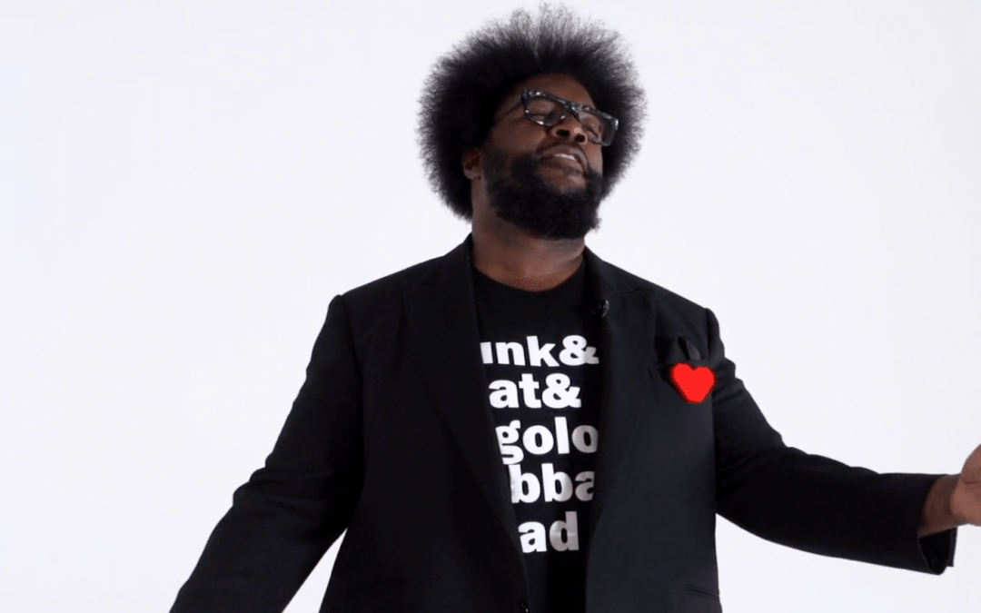 Questlove on Cupping and Ducking